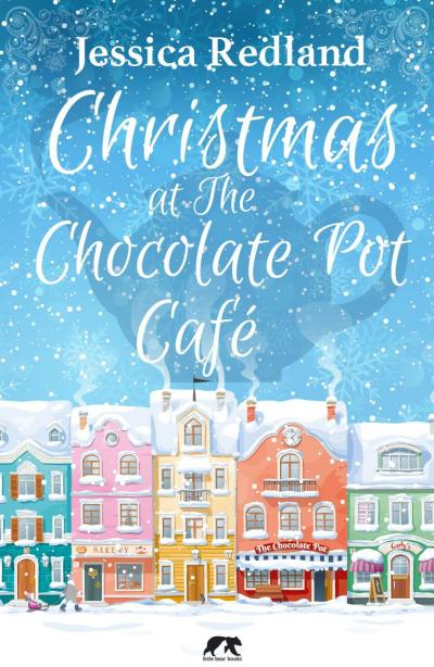LAUNCH DAY! Christmas at The Chocolate Pot Cafe is OUT NOW!