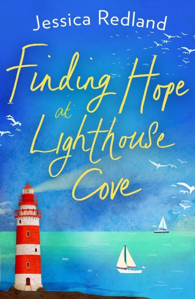 Finding Hope at Lighthouse Cove is published